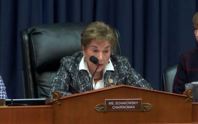 Questioning of Witnesses at my Subcommittee hearing on Online Deception