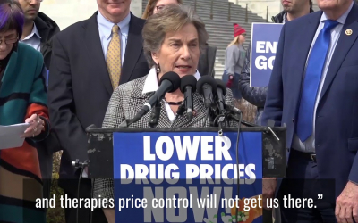 Schakowsky Calls for Affordable Coronavirus Vaccines & Treatments
