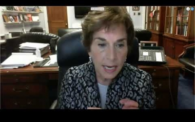 Schakowsky Questions Witnesses During Congressional Hearing on Online Extremism - Part 2
