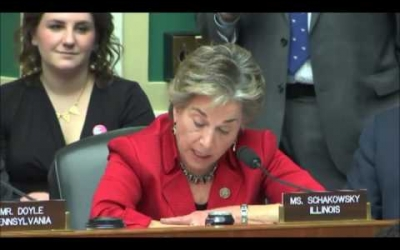 Schakowsky Opening Statement on the Republican bill to repeal the ACA