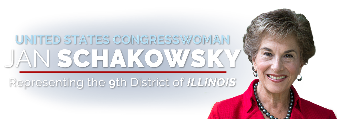 Congresswoman Jan Schakowsky